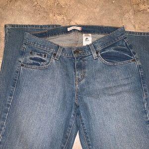 Levi's Curvy Cut Jeans